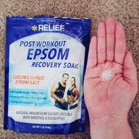 Relief MD Epsom Salt Lavender - Calming & Relaxing Soak, 16 oz,(Blue Cross Laboraties) 12 PACK uploaded by Amber M.