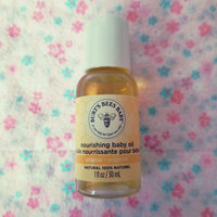 Burt's Bees Baby Bee Nourishing Baby Oil uploaded by Amber M.