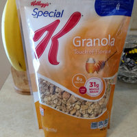 Special K® Kellogg's Low Fat Granola Touch of Honey uploaded by Ashley T.