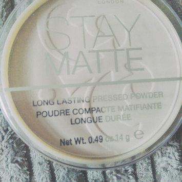 Rimmel London Stay Matte Pressed Powder uploaded by Minnie's B.