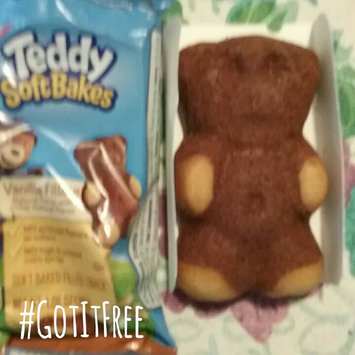 Photo of Nabisco Teddy Soft Bakes Vanilla Filling 6ct 6.36 oz uploaded by Cheryl W.