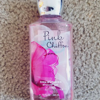 Bath & Body Works Signature Collection PINK CHIFFON Shower Gel uploaded by Amber M.