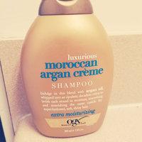 OGX® Moroccan Argan Crème Shampoo uploaded by Amber M.