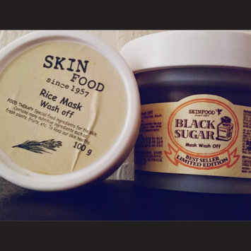 Photo of Skin Food SkinFood Egg White Pore Mask, 2.40 Ounce uploaded by norah m.