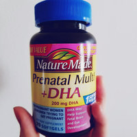 Nature Made® Prenatal Multi + 200 mg DHA uploaded by Amber M.