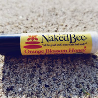 The Naked Bee Pomegranate & Honey Lip Balm uploaded by Amber M.