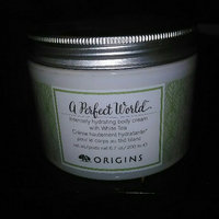 Origins A Perfect World™ Intensely Hydrating Body Cream With White Tea uploaded by Lela M.
