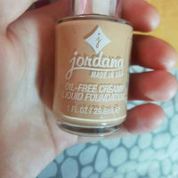 JORDANA Creamy Liquid Foundation With Pump uploaded by Rahma I.