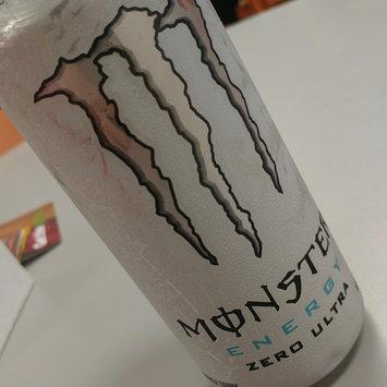 Monster Zero Ultra Energy Drink uploaded by Rebecca R.
