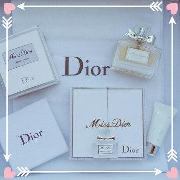 Miss Dior Eau de Parfum uploaded by balqees b.