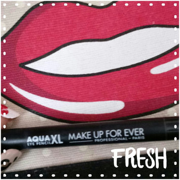 Photo of MAKE UP FOR EVER Aqua Eyes Waterproof Eyeliner Pencil uploaded by Jamie P.