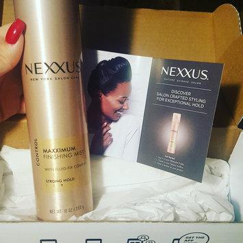 Photo of NEXXUS® MAXXIMUM FINISHING MIST uploaded by Miranda L.