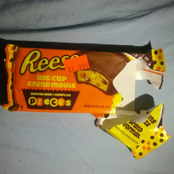 Photo of Reese's Pieces Peanut Butter Cup uploaded by Quvante A.