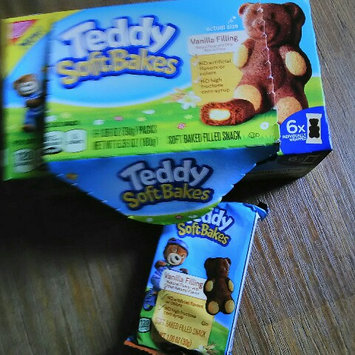 Photo of Nabisco Teddy Soft Bakes Vanilla Filling 6ct 6.36 oz uploaded by Jessica G.