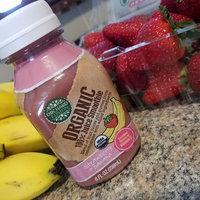 Orchard Fusion™ Organic Strawberry + Banana 100% Juice Smoothie 8 fl. oz. Bottle uploaded by Anna M.