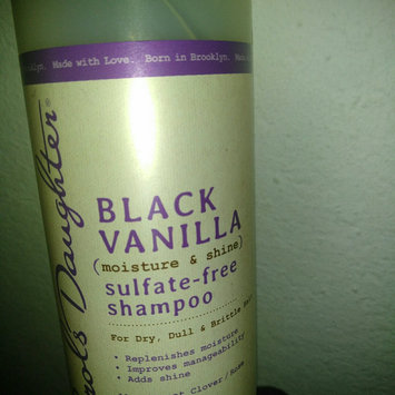 Carol's Daughter Black Vanilla Moisture and Shine Sulfate-Free Shampoo uploaded by Aleshia F.