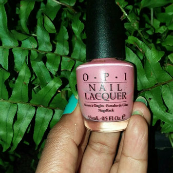 OPI Nail Lacquer uploaded by Lakeshia R.