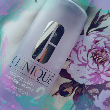 Photo of Clinique Clarifying Lotion 2 uploaded by Kamille D.