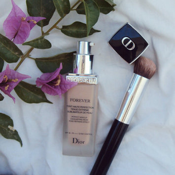 Dior Diorskin Forever Perfect Foundation Broad Spectrum SPF 35 uploaded by balqees b.