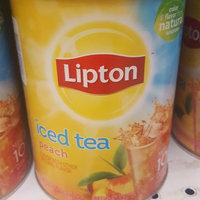 Lipton® Peach Iced Tea Mix uploaded by Angelica C.