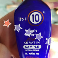 It's a 10 Miracle Oil plus Keratin uploaded by Christina H.