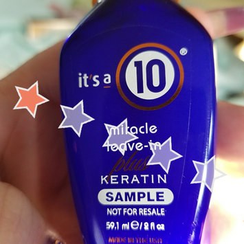 Photo of It's a 10 Miracle Oil plus Keratin uploaded by Christina H.
