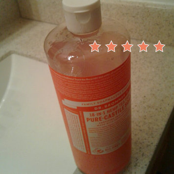 Photo of Dr. Bronner Organic Tea Tree Castile Liquid Soap uploaded by Twanesha S.