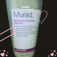 Murad Age Reform AHA/BHA Exfoliating Cleanser uploaded by Nicole A.