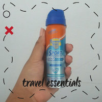 Banana Boat Sport Performance Clear UltraMist Coolzone Sunscreen Spray With SPF 50+ uploaded by Daneymis P.
