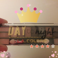 LA Colors Day To Night Eyeshadow Palette, Dawn, 12 Ct uploaded by Tameka H.
