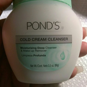 Pond's Cold Cream Cleanser uploaded by Maria M.