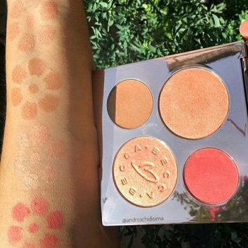 BECCA x Chrissy Teigen Glow Face Palette uploaded by Andrea P.