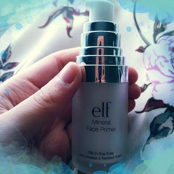 e.l.f. Cosmetics Mineral Infused Face Primer uploaded by Kamille D.
