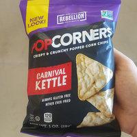 PopCorners Gluten Free Popped Corn Chips Kettle uploaded by Jack L.