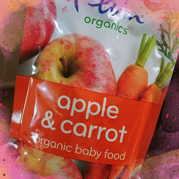 Photo of Plum Organics Organic Baby Food Apple & Carrot  Stage 2 uploaded by brittni W.