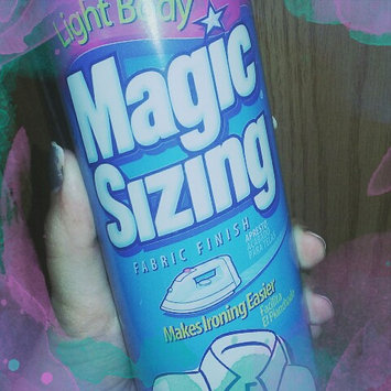 Photo of Magic Sizing Light Body Fresh Clean Scent! Fabric Finish uploaded by Christianne S.