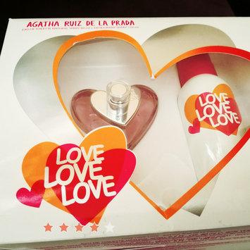 Photo of Agatha Ruiz De La Prada Love Women's 2.7-ounce Eau de Toilette Spray uploaded by Luis A.