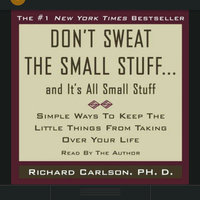Don't Sweat the Small Stuff uploaded by HEATHER B.