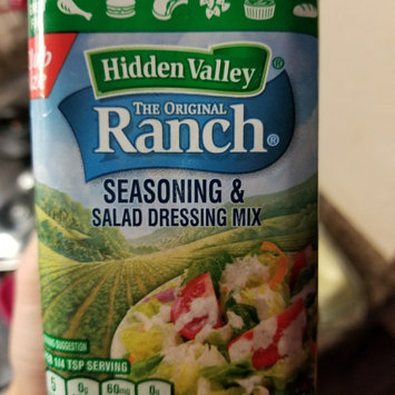 Photo of Hidden Valley Ranch Dips Mix uploaded by Satyra W.