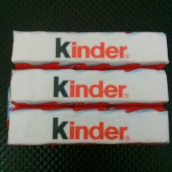 Kinder Chocolate uploaded by tay 🎀 M.