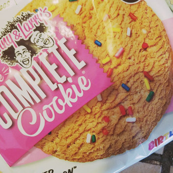Photo of Lenny & Larry's Complete Cookie - 1 Cookie Birthday Cake uploaded by Maura N.
