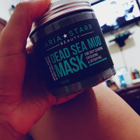 AriaStarrBeauty Dead Sea Mud Mask For Face, Acne, Oily Skin & Blackheads uploaded by p@trici@ V.