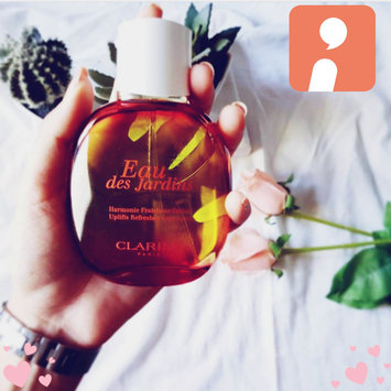 Photo of Clarins Eau Des Jardins Eau de Toilette uploaded by Rahali A.