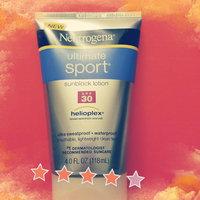 Neutrogena® Ultimate Sport Sunblock Lotion SPF 30 uploaded by Jenn M.