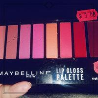 Maybelline New York Lip Gloss Palette uploaded by Maekayla W.