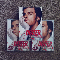 Dexter: The First Season [4 Discs] (used) uploaded by Amber M.