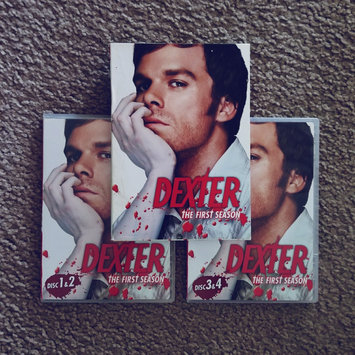 Photo of Dexter: The First Season [4 Discs] (used) uploaded by Amber M.
