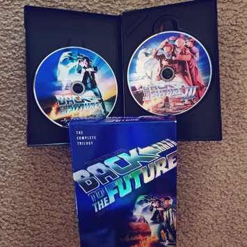 Photo of Back to the Future: The Complete Trilogy [Widescreen] [3 Discs] (used) uploaded by Amber M.