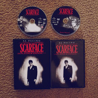 Scarface [Widescreen] [Platinum Edition] [2 Discs] (used) uploaded by Amber M.
