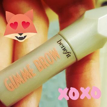 Benefit Cosmetics Gimme Brow Volumizing Eyebrow Gel uploaded by Svitlana P.